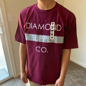 Diamond Supply Co. Short Sleeve Shirt